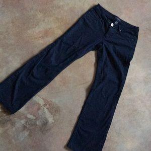 Brushed cotton Christopher Blue jeans/pants