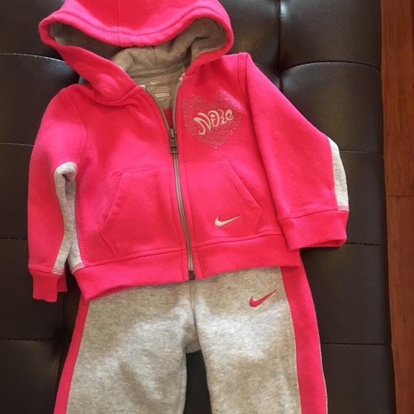 Nike Matching Sets   Baby Sweat Suit