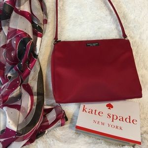 Kate Spade Bag  Matches Mcqueen Dress