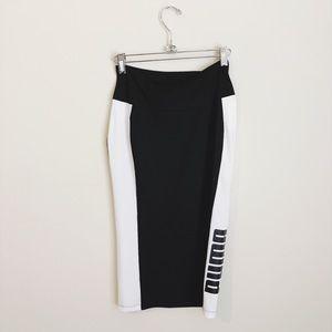 Puma Pencil Skirt
