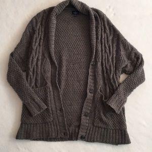 ❄️AEO Oversized Sweater Cardigan❄️