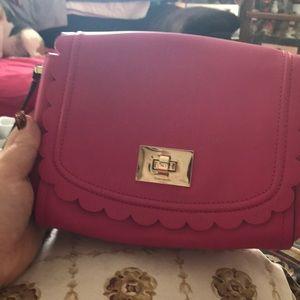 Kate Spade got pink crossbody zani bag