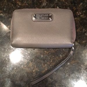 Marc by Marc Jacob's leather wallet
