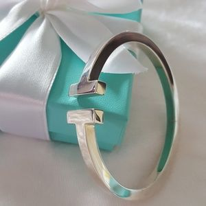 Tiffany & Co T Square Bracelet