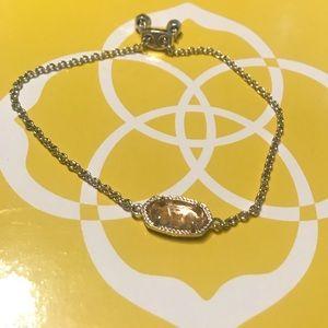 Kendra Scott Elaina Adjustable Chain Bracelet