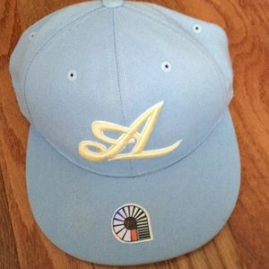 Akademiks light blue 🧢 cap