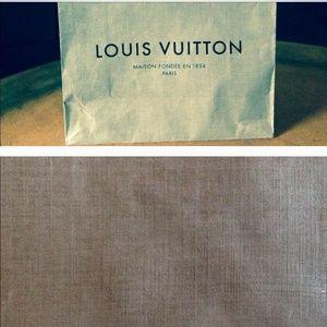 Louis Vuitton Bag - Maison Fondee En 1854 Paris