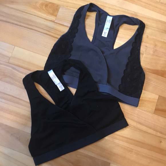 Gilligan & O'Malley Intimates & Sleepwear - 2 Sports bra