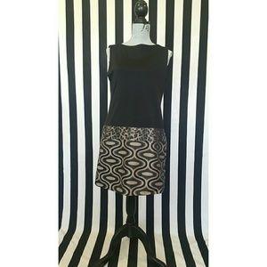 MUSE Drop Waist Dress