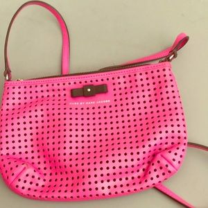 NWOT Marc by Marc Jacobs Pink Crossbody