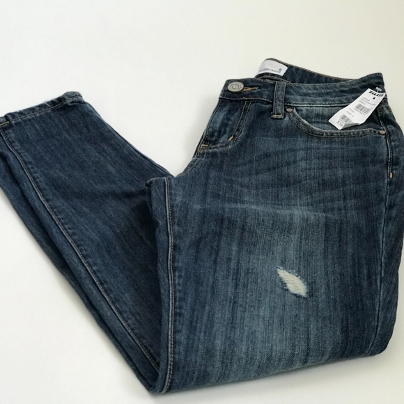 Tilly's Jeans - Tilly's RSQ Chelsea Girlfriend distressed jeansNWT