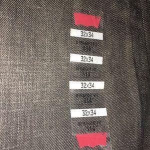 Men's 514 Levi's. Never worn