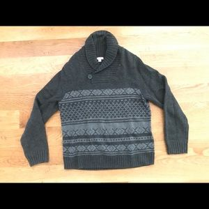 Merona Shawl Sweater