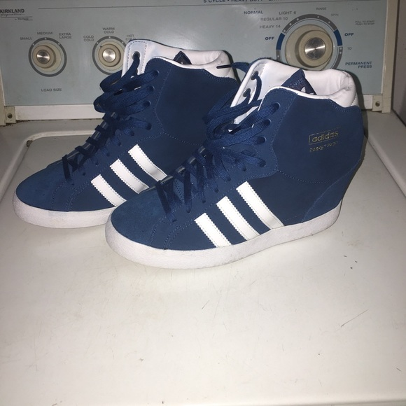 0bbbd757587 Adidas Shoes - Adidas inner wedge sneaker
