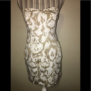 Michael Michael Kors Strapless dress
