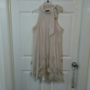 Classy Vintage All Neutral Dress from Mod Cloth