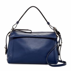 Marc Jacobs Blue Prism 34 Shoulder Bag Purse