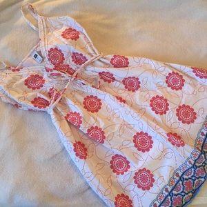 Gap Floral Dress- Women's Large