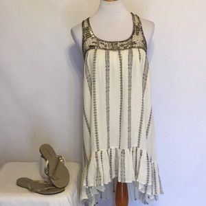 Flowy Beaded Dress