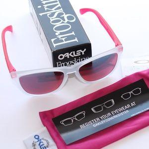 Oakley Frogskins Iridium Torch Lenses