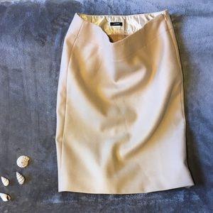 J.Crew Cream Skirt