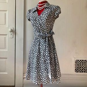 ☄️SPEECHLESS☄️99s Vintage Wrap Dress