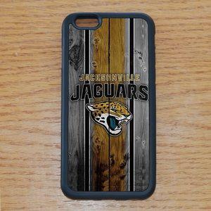 Accessories - Jacksonville Jaguars iPhone 7 Plus 8 6s SE 5 6S