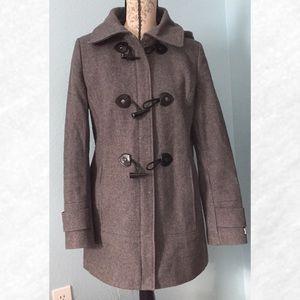 Calvin Klein Wool Blend Winter Coat