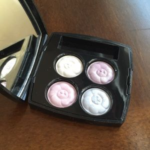 Chanel 4 Fleurs de Chanel Eyeshadow Quad