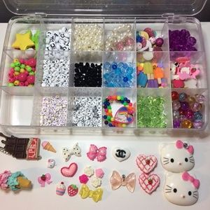 Huge Jewelry Making Supplies lot