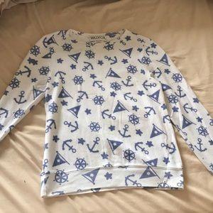 Marina/Boat themed Wildfox jumper/sweatshirt/top