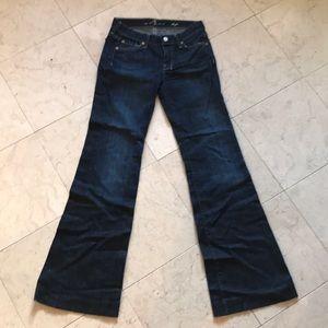 Dark Seven bootcut jeans