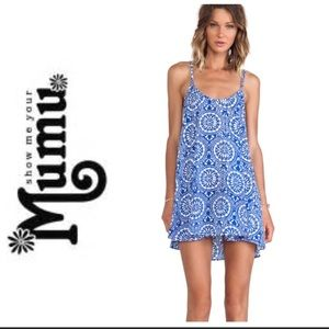 Show Me Your MuMu Mini Dress