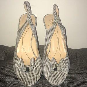 Kate Spade heels, never worn!
