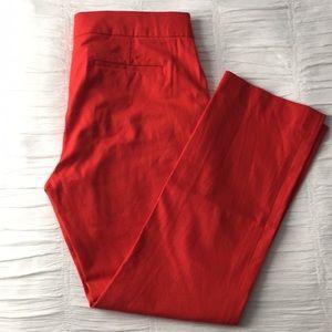 J crew cotton pants.