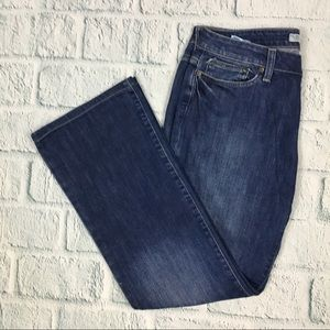 Joes Jeans Maude Dark Wash Mid Rise Boot Cut