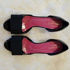 Kate Spade patent leather heels
