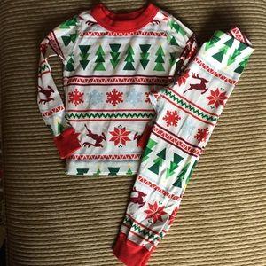 Hanna Andersson Christmas Pajamas