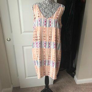 Pea in the Pod designer dress