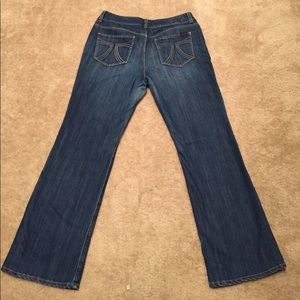 Seven jeans size 12 . Worn at most 5 times.