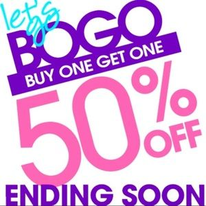 Other - Buy One & Get One 50% Off!
