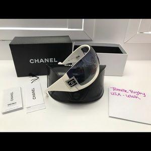 Chanel Sunglasses Swarovski Crystal