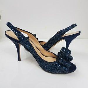 kate spade 'charm' slingback heels