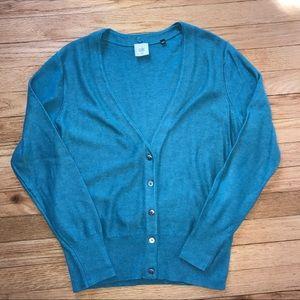 CAbi Tearoom Sweater (No Fur)