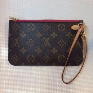 Neverfull PM wristlet pouch