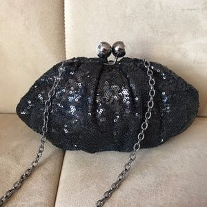 Bougette Style Evening Clutch by Express