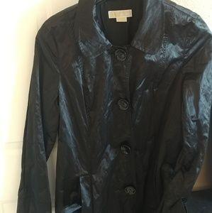 Women michael kors waterproof raincoat size 14