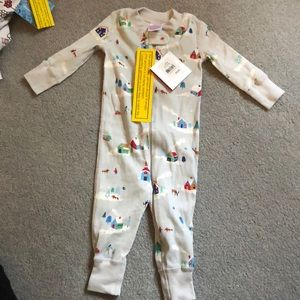 NWT Hanna Andersson LJs - Size 60 6-9 months