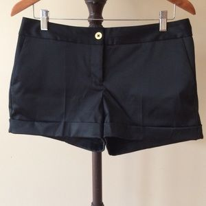 Express Satin Black Short