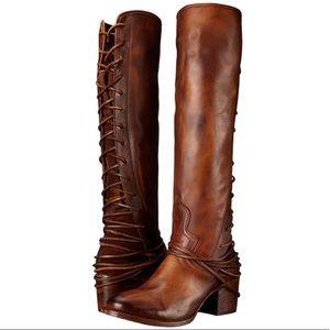 Freebird Coal boots